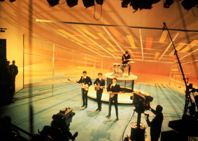 The Beatles on 'Ed Sullivan'