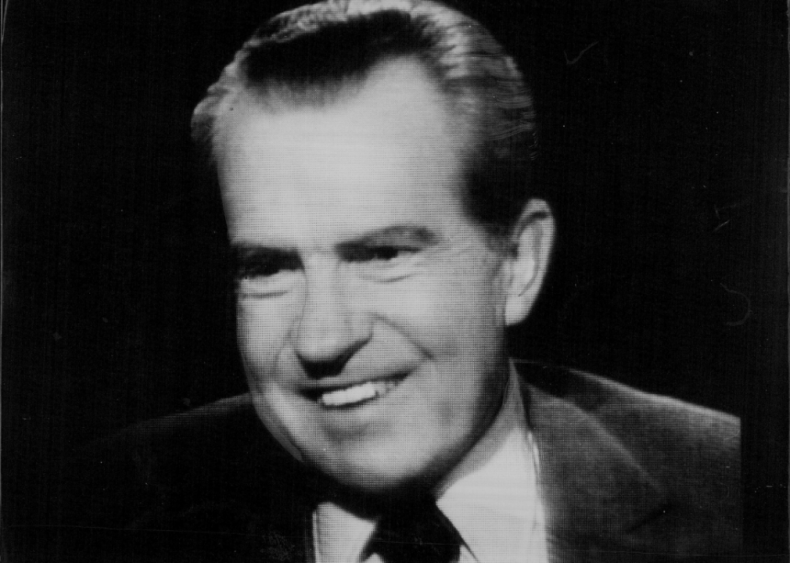 The Frost/Nixon interviews