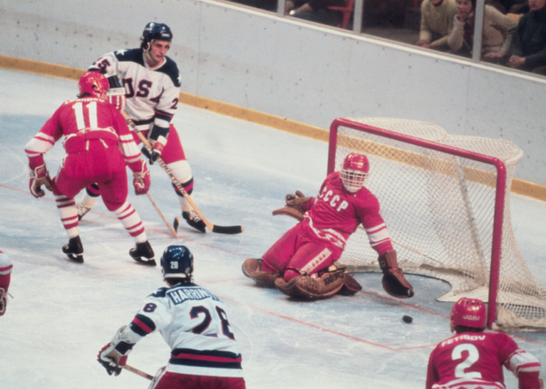 USA vs. Russia: Olympic miracle on ice