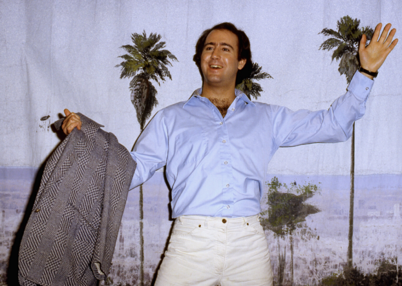 Andy Kaufman vs. Jerry Lawler on 'Letterman'