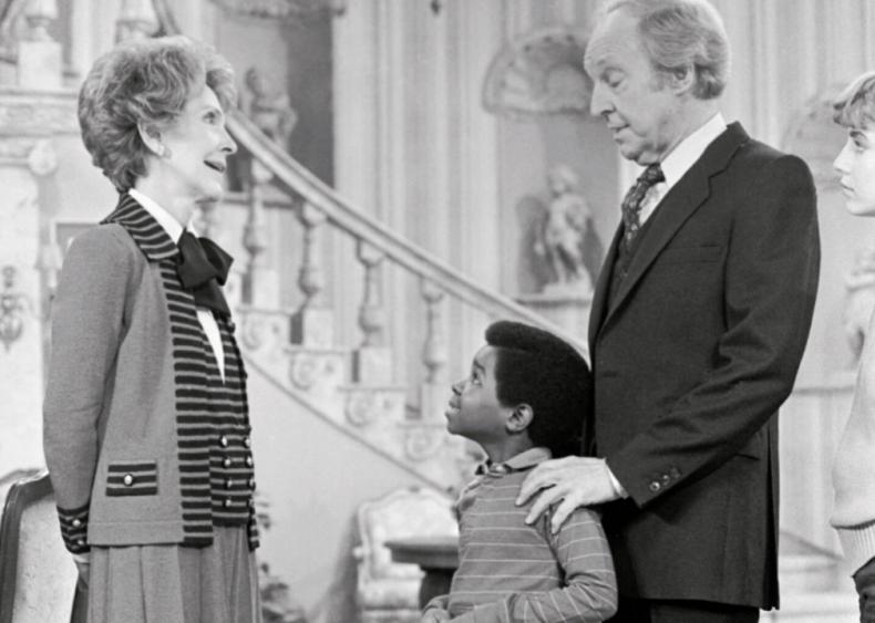 Nancy Reagan guest stars in 'Diff'rent Strokes'