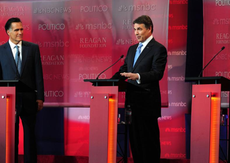 Rick Perry's debate mishap