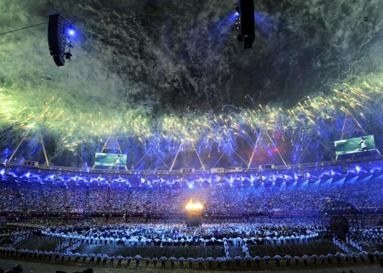 2012 Olympics opening