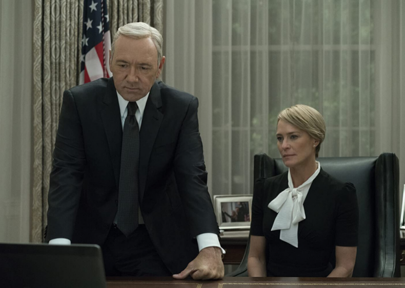 Netflix streams its first original show 'House of Cards'