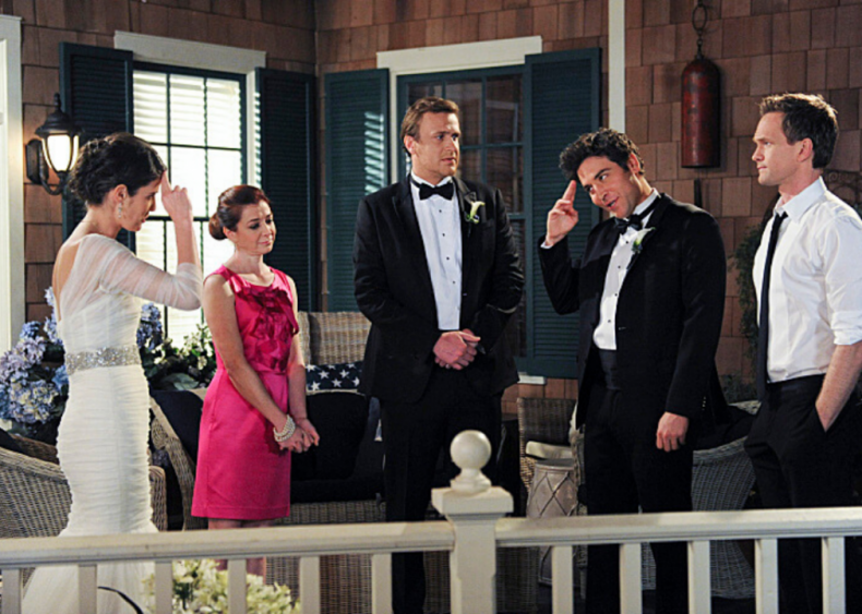The lambasted 'How I Met Your Mother' finale