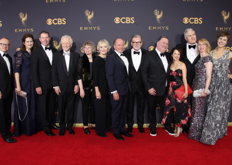'The Handmaid's Tale' wins an outstanding drama series Emmy
