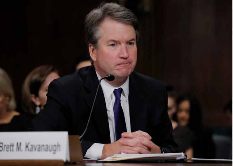 Brett Kavanaugh Supreme Court hearings