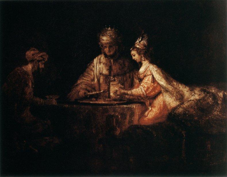 Rembrandt Esther
