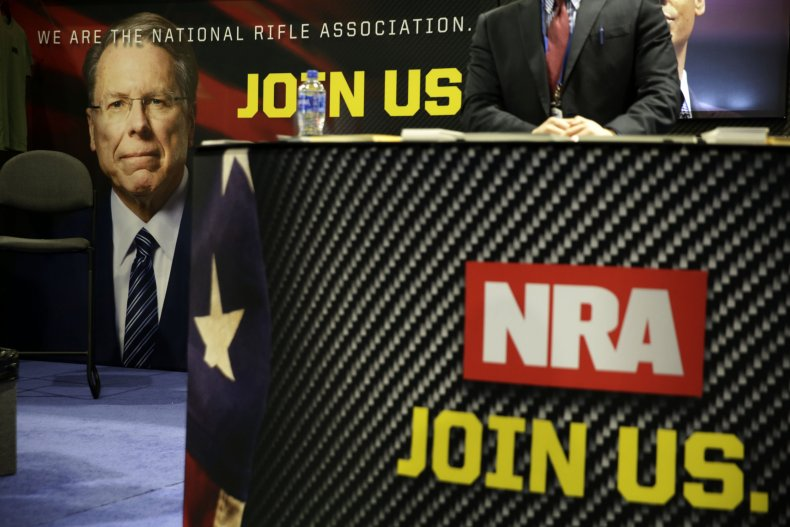 NRA National Rifle Association bankruptcy Texas