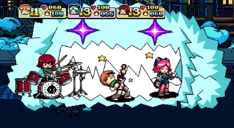 scott pilgrims game online multiplayer