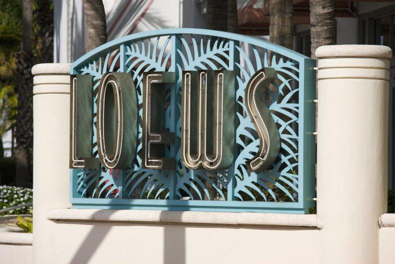 loews hotels josh hawley cancel