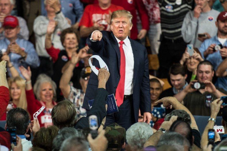 donald trump pardon himself poll