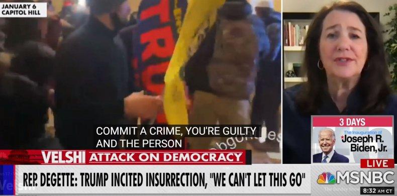 diana degette colorado congresswoman impeachment
