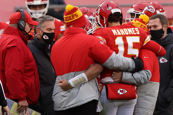 Can Patrick Mahomes Play AFC Championship? Here's The NFL Concussion Rules