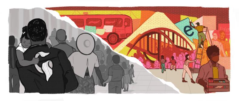 Martin Luther King Jr. Google Doodle