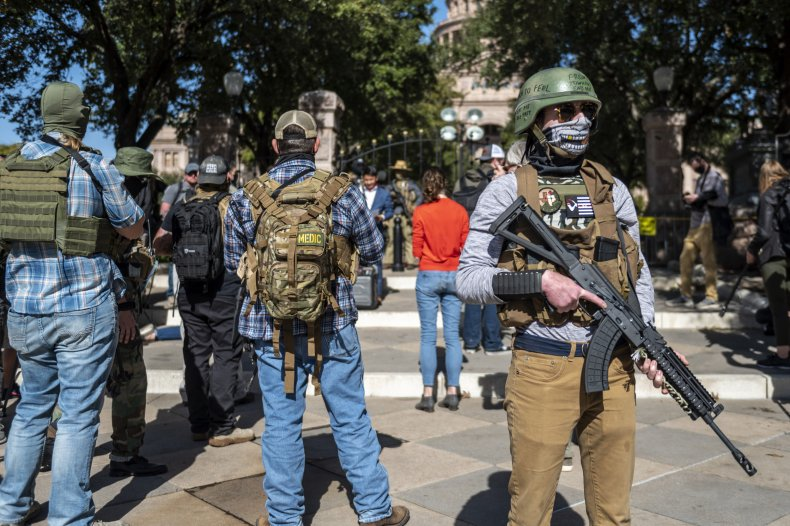 austin texas gun protest
