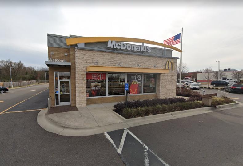 Winchester McDonald's