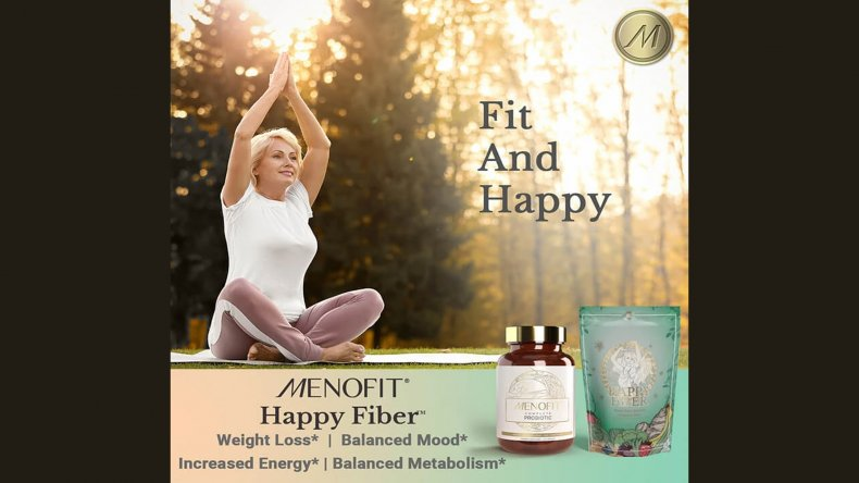 MenoLabs Fit and Happy