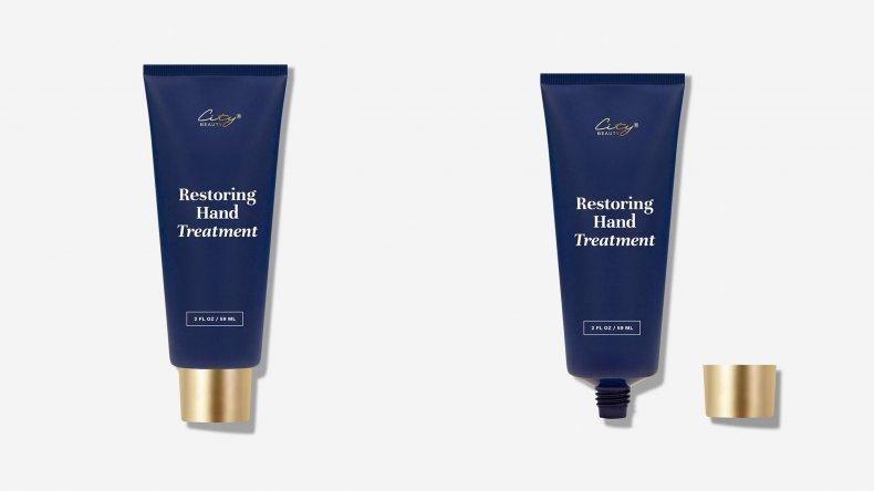 City Beauty Restoring Hand Treatment