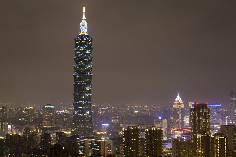 Taipei City Landmark 101