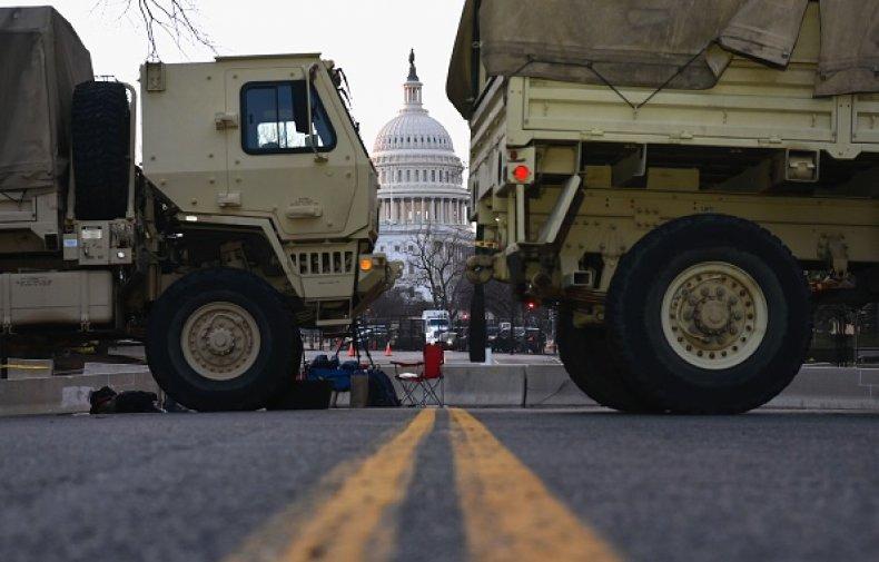 Washington security