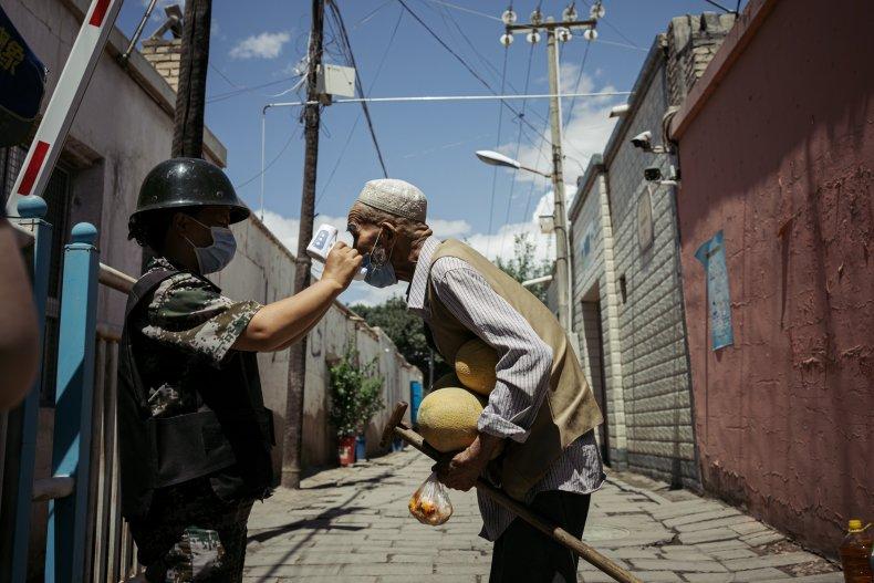 uyghur uighur muslim minority china