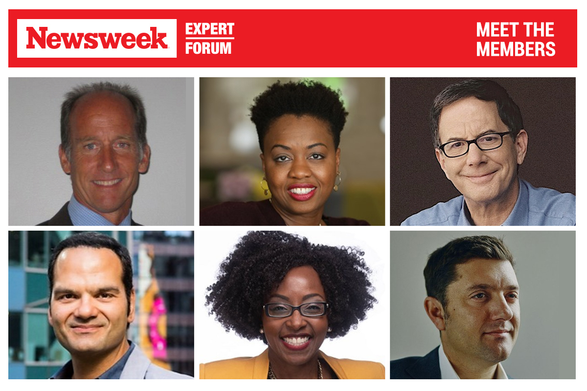 Meet Six Founding Members of the Newsweek Expert Forum thumbnail