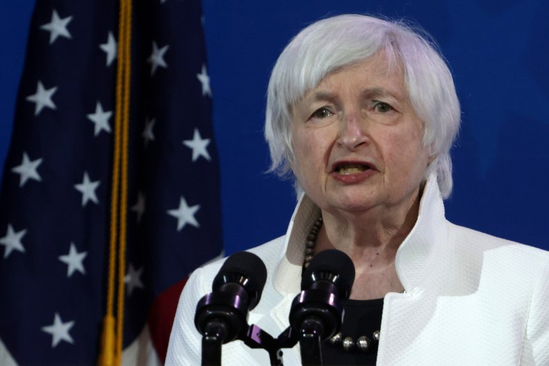 Janet Yellen 2017 tax cuts
