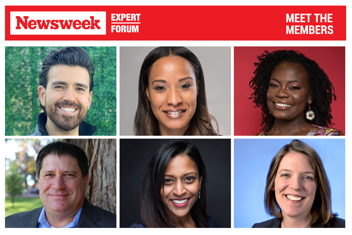 Meet the members of Newsweek Expert Forum