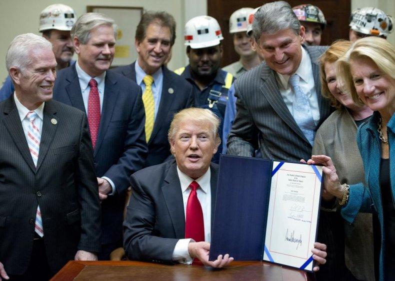 U.S. eliminates environmental protections