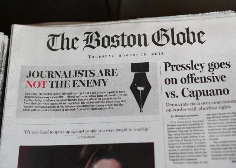 Republicans distrust media even more