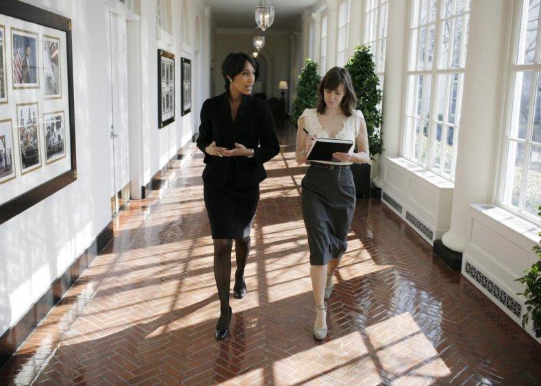 White House social secretary
