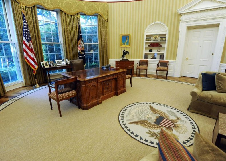 White House decorator