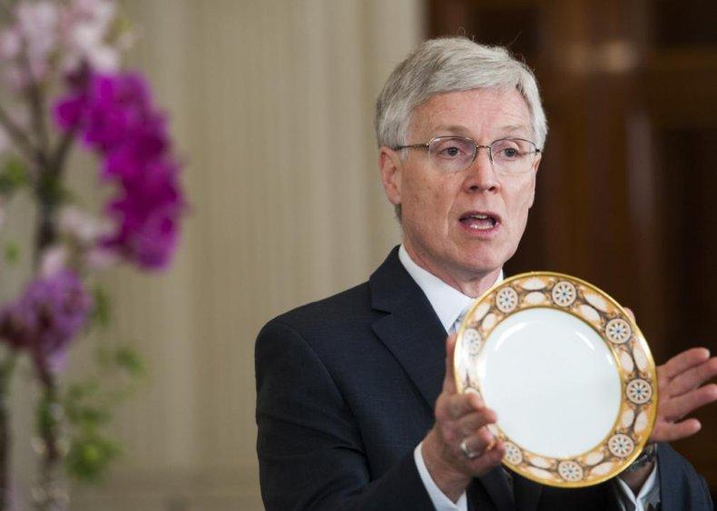 White House curator