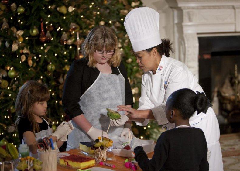 White House executive chef