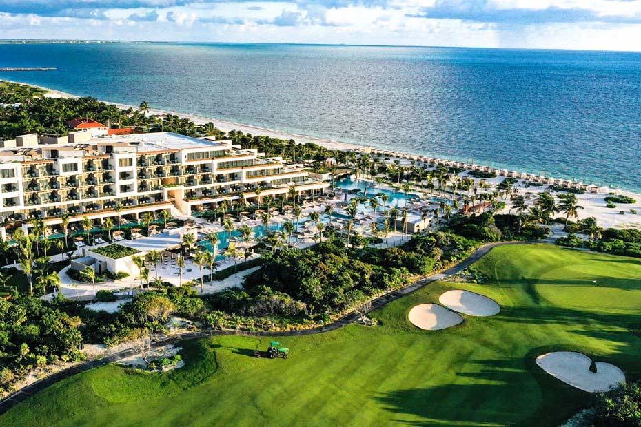ATELIER de Hoteles Playa Mujeres
