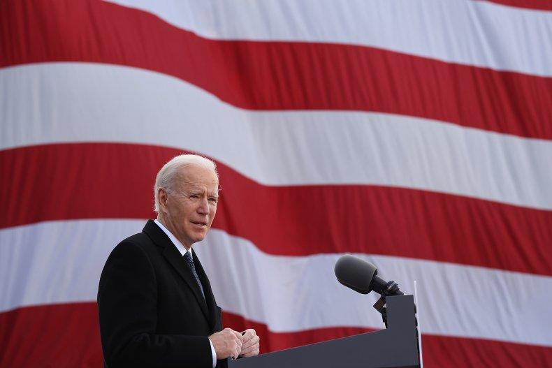 Joe Biden Stimlulus Test Economic Priorities Poll