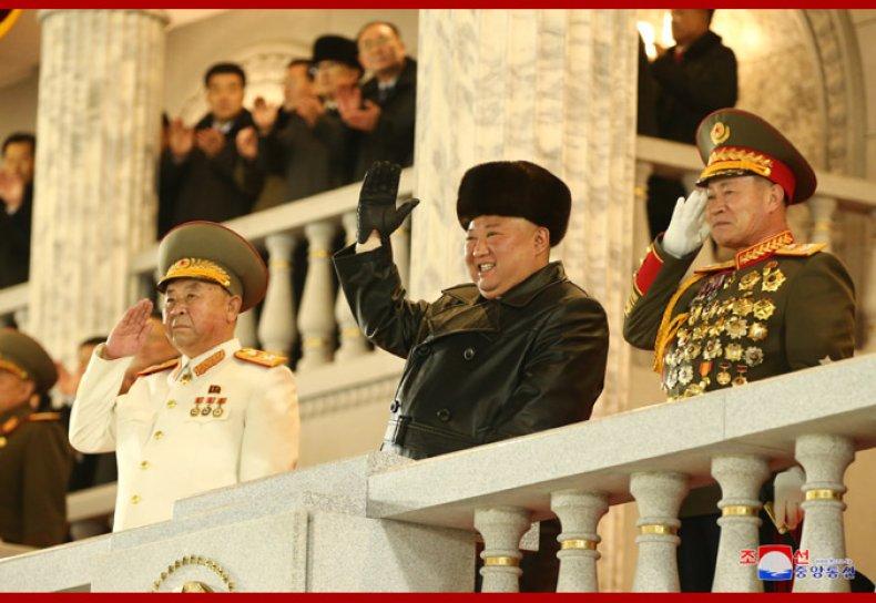 north, korea, kim, jong, un, parade, congress