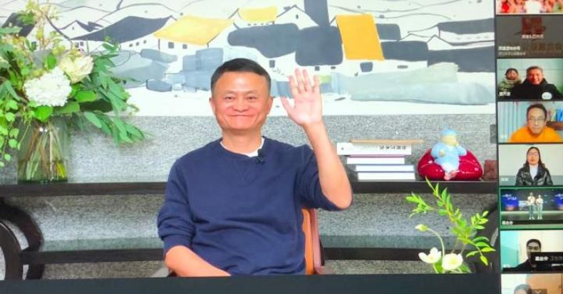 Jack Ma Makes First Appearance in Months