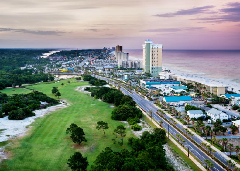 #24. Panama City Beach, FL