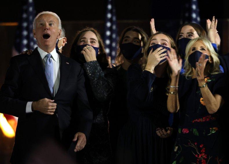 Joe Biden Family Election Grandchildren