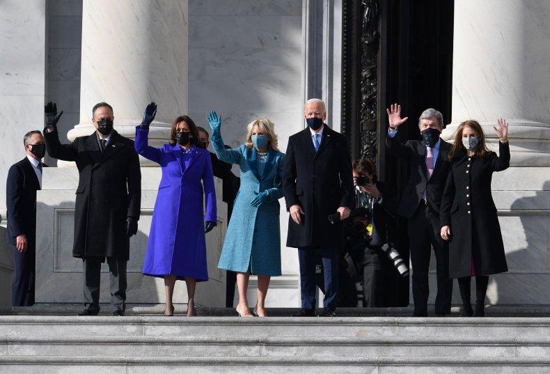 Ralph Lauren Dresses Joe Biden For Inauguration