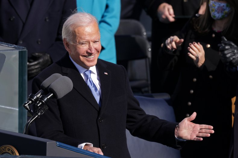 Joe Biden Inauguration President