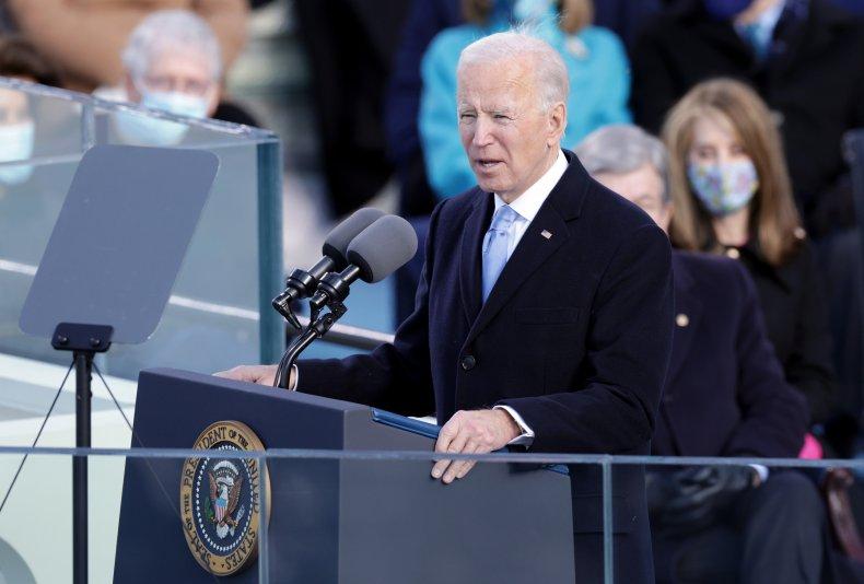 joe biden inauguration lincoln speech unity