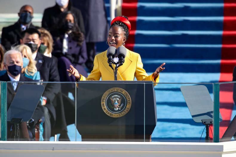 Amanda Gorman inauguration