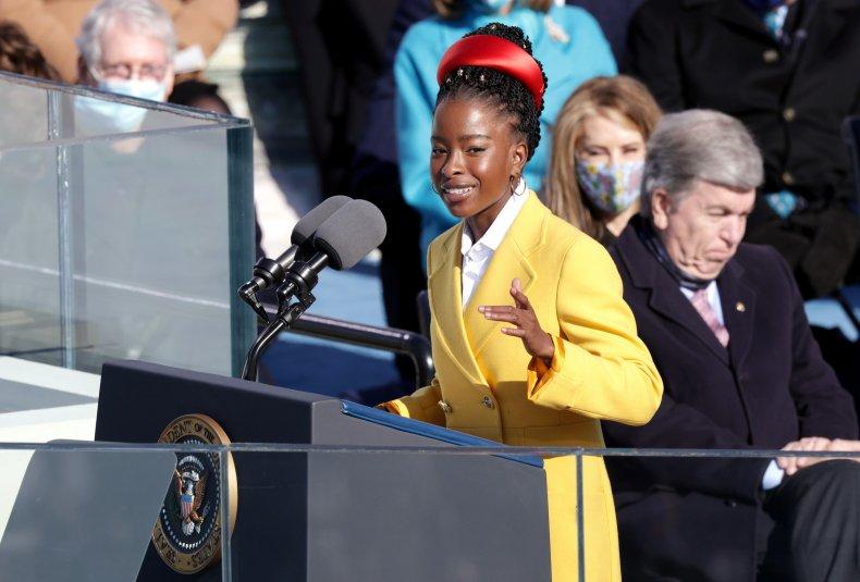 amanda gorman poet laureate biden inauguration