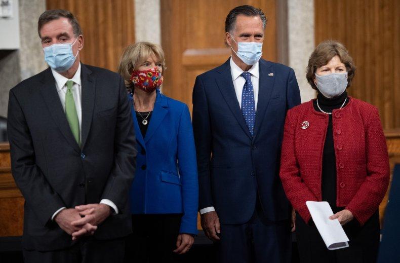 Mitt Romney and Murkowski