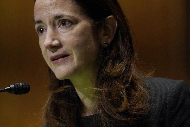 Avril Haines Intelligence Director Confirmed by Senate