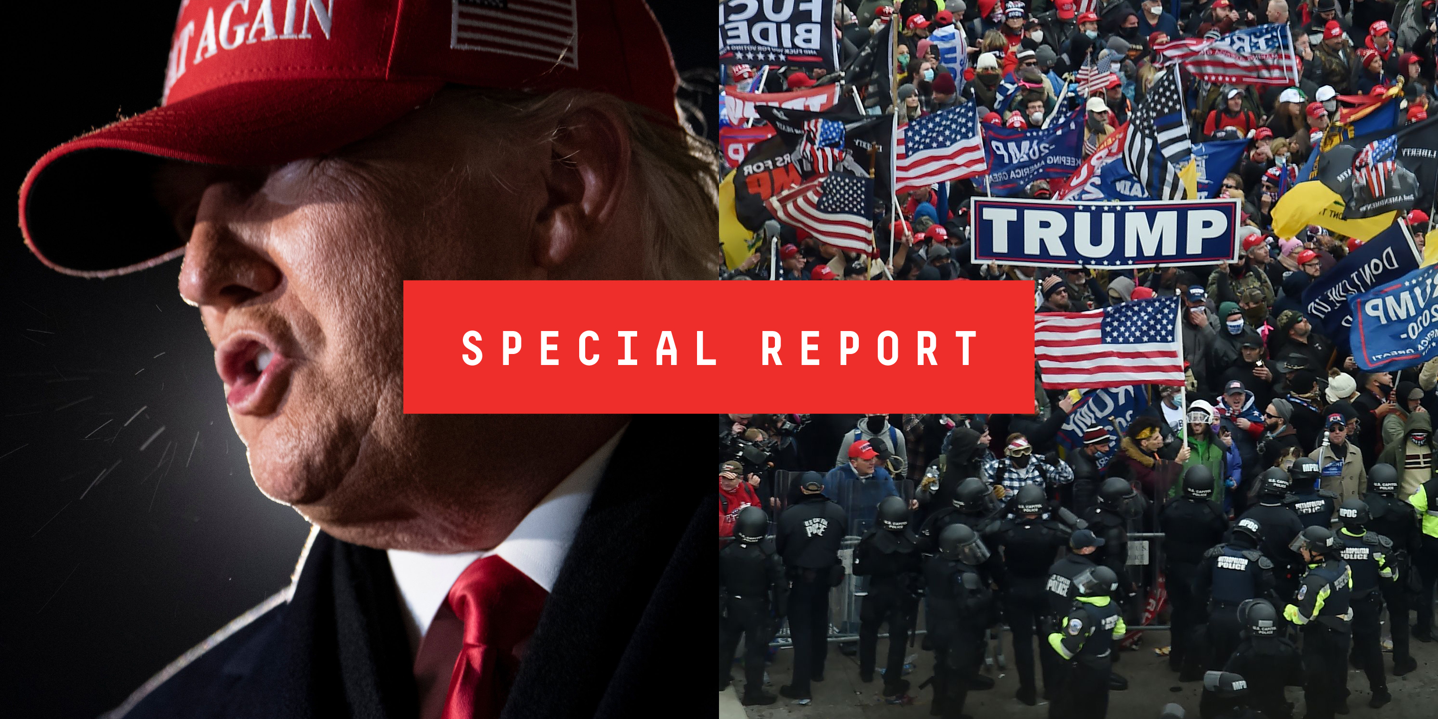 Exclusive: How officials' fear of Donald Trump paralyzed intelligence agencies, led to Capitol riot