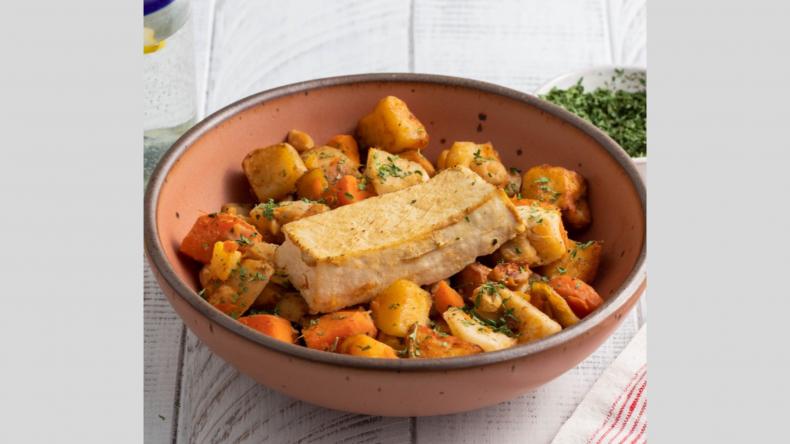 Fresh N Lean Vegan Meal Plan Menu
